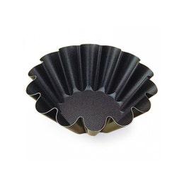 Moule à brioche - fond plat - 22 cm