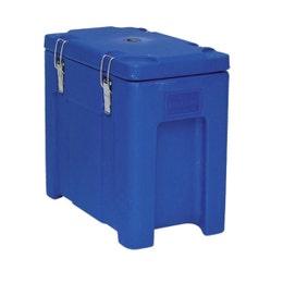 Conteneur isotherme EY13 bleu - sans robinet - 13,75L