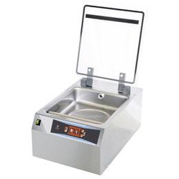Machine sous-vide Universal - 300 mm - 6 m³/h - 370x530x250 mm
