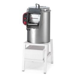 Éplucheuse PI-10 - cont. 10 kg - production 200 à 240 kg/h