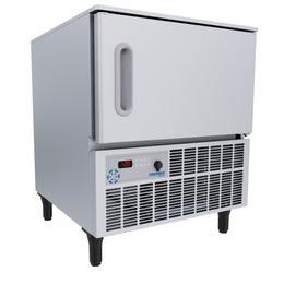 Rellule mixte MX20-10AEC - 4 niveaux GN 1/1 - 770x790x945 mm