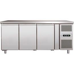 Table réfrigérée pâtiss. 600 x 400 mm - 2020 x 800 x 860