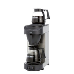 Machine à café M Line - 2 verseuses 1,8L - 205x380x460 mm