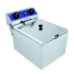 Friteuse à poser - sans robinet - Capacité 8,5 L