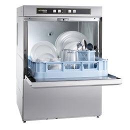Lave-vaisselle F504-10B - Simple paroi - 2 cycles