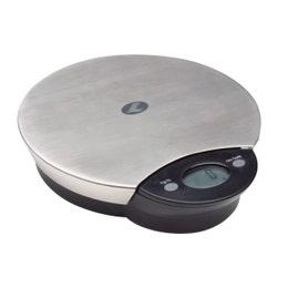 Balance de cuisine électronique - 1 g à 5 Kg - plateau 155 mm