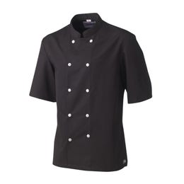 Veste de cuisinier homme manches courtes - gamme Blake - T2