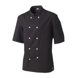Veste de cuisinier homme manches courtes - gamme Blake - T4