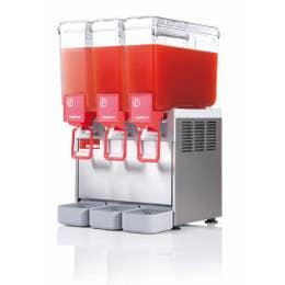 Distributeur de boissons froides 3 x 8 L - COMPACT8/3
