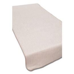 Set de table - Aspect laine - 33 x 43 cm - Chevron beige