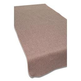 Set de table - Aspect laine - 33 x 43 cm - Chevron taupe
