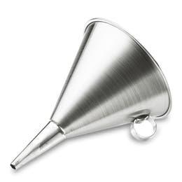 Entonnoir en inox - Diamètre ø120mm