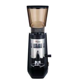 Moulin à café espresso bar brun avec presse poudre