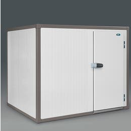 Chambre froide Universal positive - Epaisseur 60 mm - Int : 1600x1600x2000mm - Ext : 1720x1720x2120mm