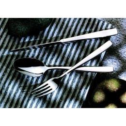 Couteau de table monobloc - Lame verticale - gamme Atlantis