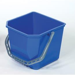 Seau de lavage - 15litres - Bleu