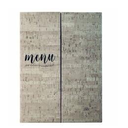 Porte-menu triptyque Goya - A4