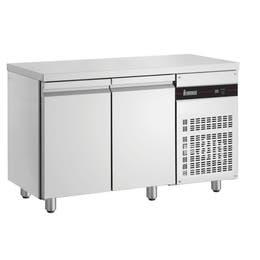 Table gastronome - 270L - 2 portes - 1345x700x870 mm