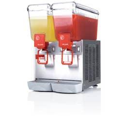 Distributeur de boissons froides 2 x 12 L - DELUXE12/2
