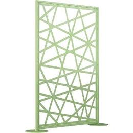 Claustra design de la collection Paris, coloris vert