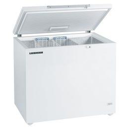 Conservateur coffre blanc - avec couvercle - 297L - GTL 3005