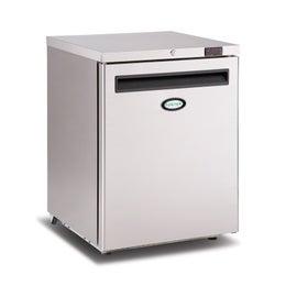 Armoire compacte en inox positive ventilée de 150 litres