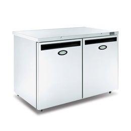 Armoire compacte positive ventilée en inox 360 litres