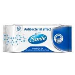 Lingette anti-bactérienne