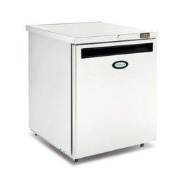 Armoire compacte négative ventilée en inox de 200 litres