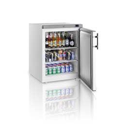 Mini armoire positive faible hauteur - MAR185POBL