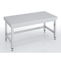 Table soubassement centrale série 600 - 600 x 600 x 600 mm