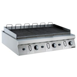 Grillade gaz top HP 1200 mm