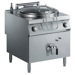 Marmite électrique 150 l chauffe indirecte remplissage automatique