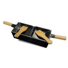 Appareil à raclette - 2 personnes