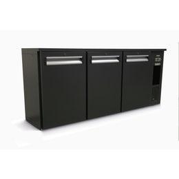 ECO-Line 3 portes pleines skin-plate gris anthracite