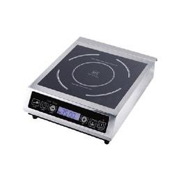 Table à induction - à poser - 3,5 kW - 340 x 445 x 115 mm