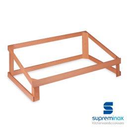 Réhausseur GN1/1 - Accessoire pour caisse en bois