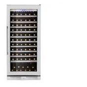 Cave à vin mise en température version mono zone 121 bouteilles