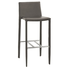 Tabouret gamme 1007 - Taupe