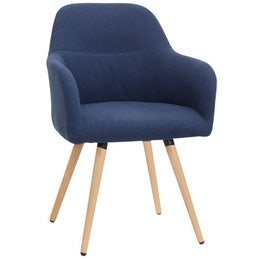 Fauteuil collection 1335 - Bleu Marine