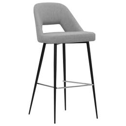 Tabouret collection 1617 - Gris