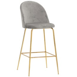 Tabouret collection 1651 - Gris