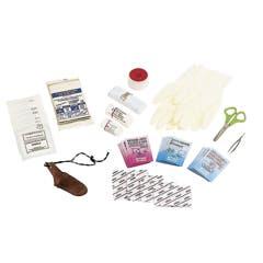 Kit équipement - Premiers secours
