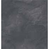 Plateau stratifié moulé Classic Line - Dark slate - 600 x 600 mm
