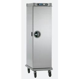 Armoire de maintien en température - Roll'service sans humidification - 20 niveaux - 528x821x1844 mm