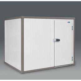 Chambre froide Universal positive - Epaisseur 60 mm - Int : 1200x1600x2000mm - Ext : 1320x1720x2120mm
