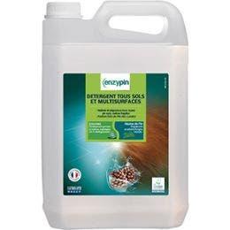 Enzypin détergent tous sols et multi surfaces - Bidon 5L