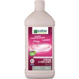 Crème à récurer - 1L - Le Vrai Professionnel - parfum agrumes