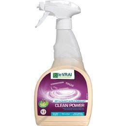 Clean power Le Vrai Professionnel - Pulvérisateur 750 ml