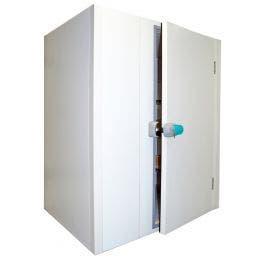 Chambre froide optima - négative - 1600 x 1600 x 2000 mm